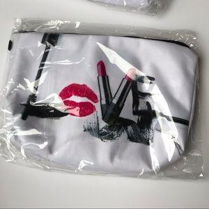 NEW Makeup Bag- LOVE